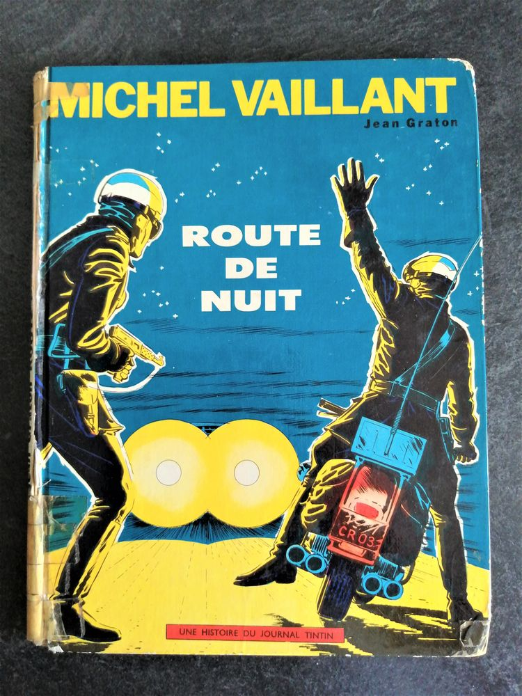 Livre de collection Michel Vaillant 15 Puteaux (92)