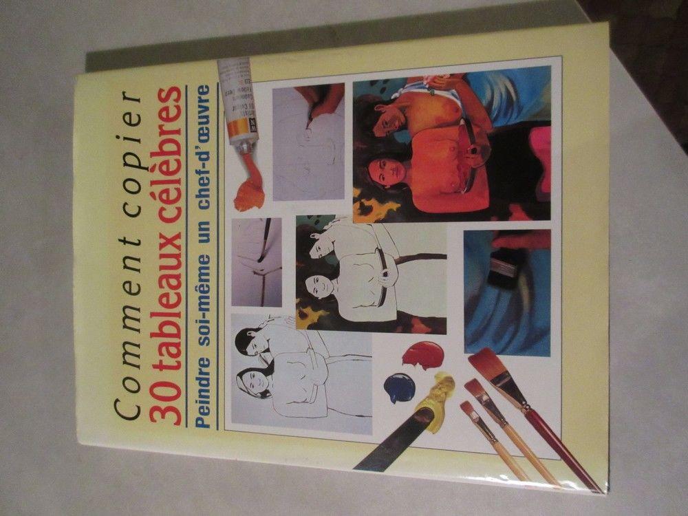 Livre Comment copier 30 tableaux célèbres 10 Jury (57)