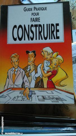 Livre En Bd Comment Faire Construire