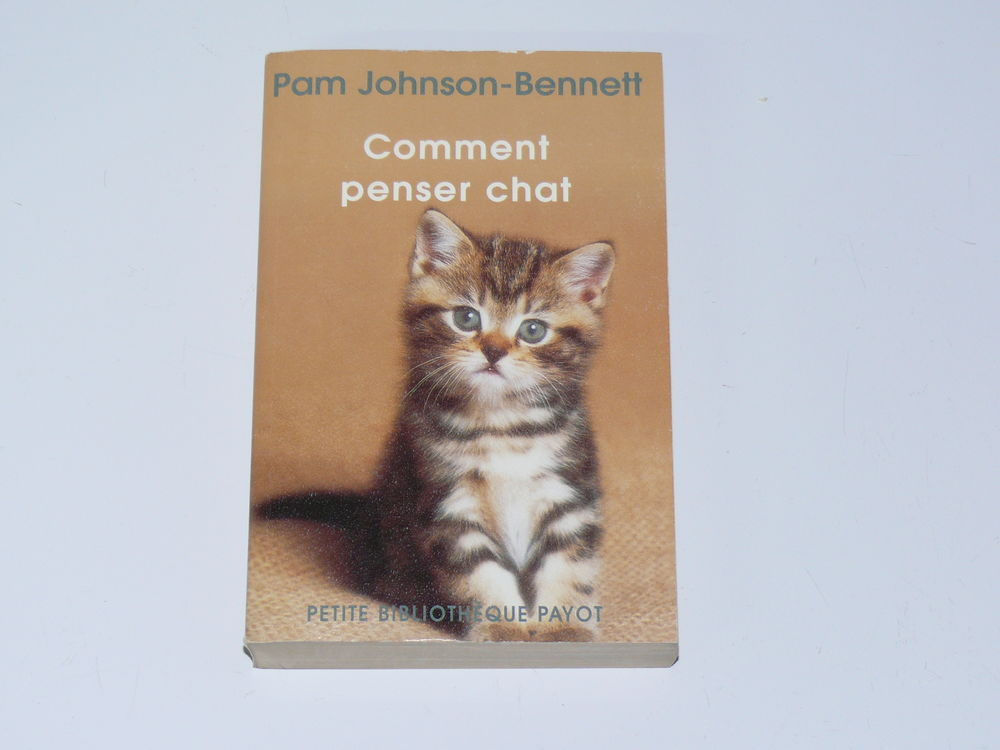 Livre :  Comment penser chat  3 Saintes (17)
