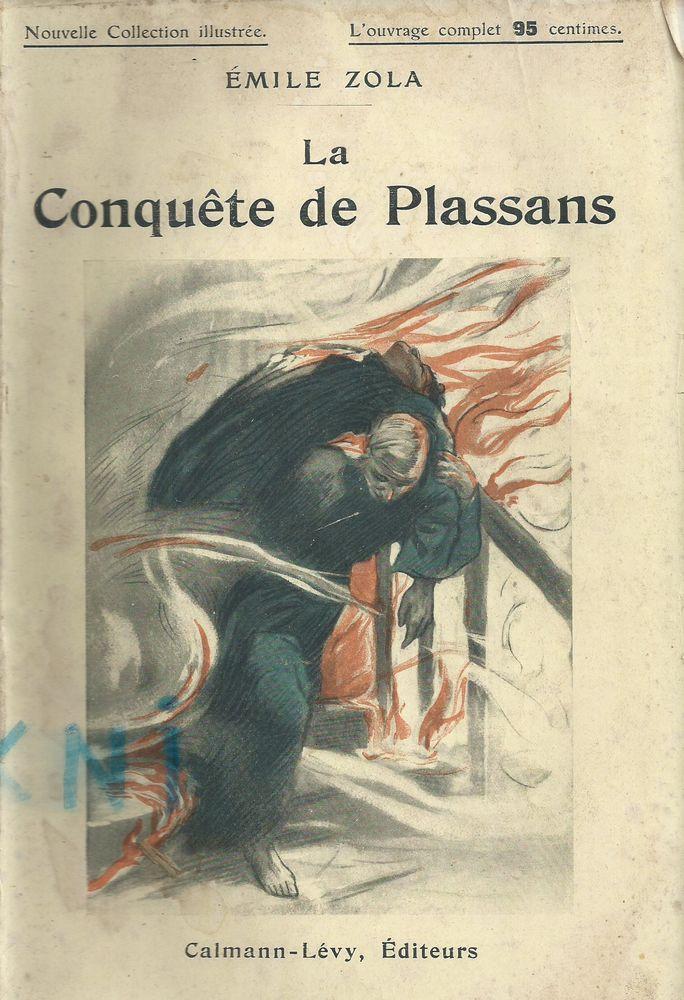 1 Livre La Conquete De Plassans Emile Zola