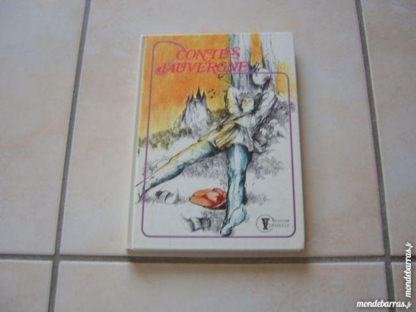 Livre Contes d'Auvergne 5 Romagnat (63)