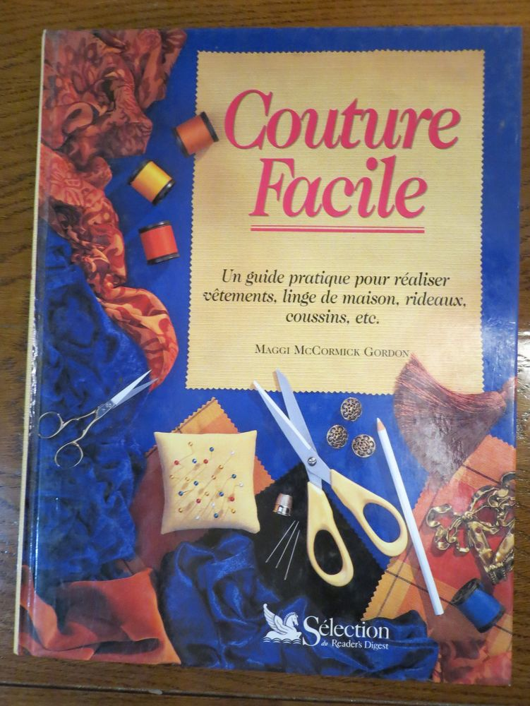 livre  couture facile  10 Troyes (10)