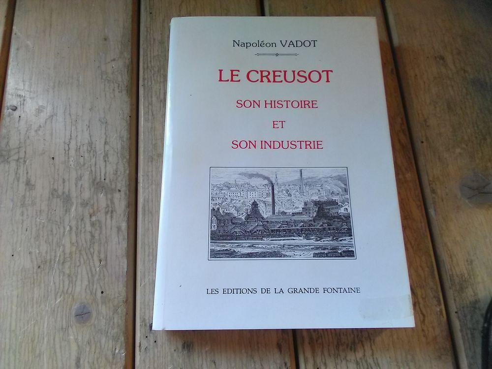 livre sur LE CREUSOT 5 Le Creusot (71)