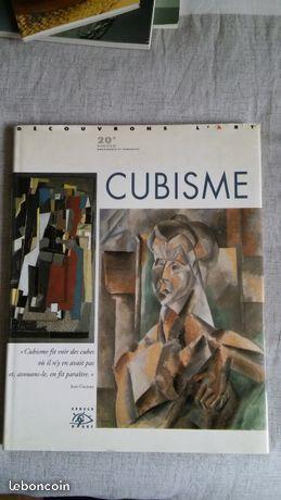 livre CUBISME 3 Fontenay-sous-Bois (94)