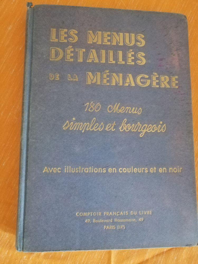 Livre de cuisine de 1949 ! 0 Maisons-Laffitte (78)