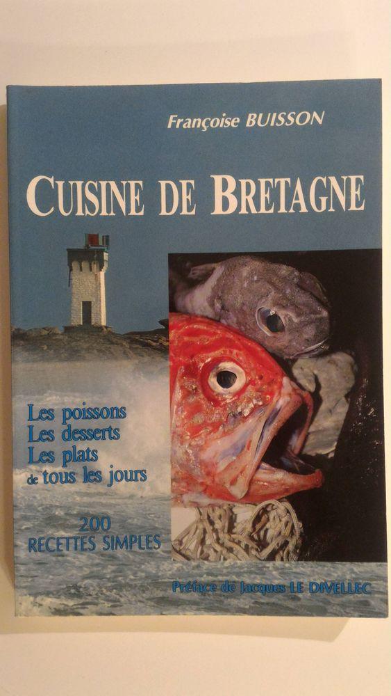 Livre Cuisine De Bretagne 8 Paris 12 (75)