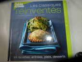 LIVRE DE CUISINE LES CLASSIQUES REINVENTES 1 Doussard (74)