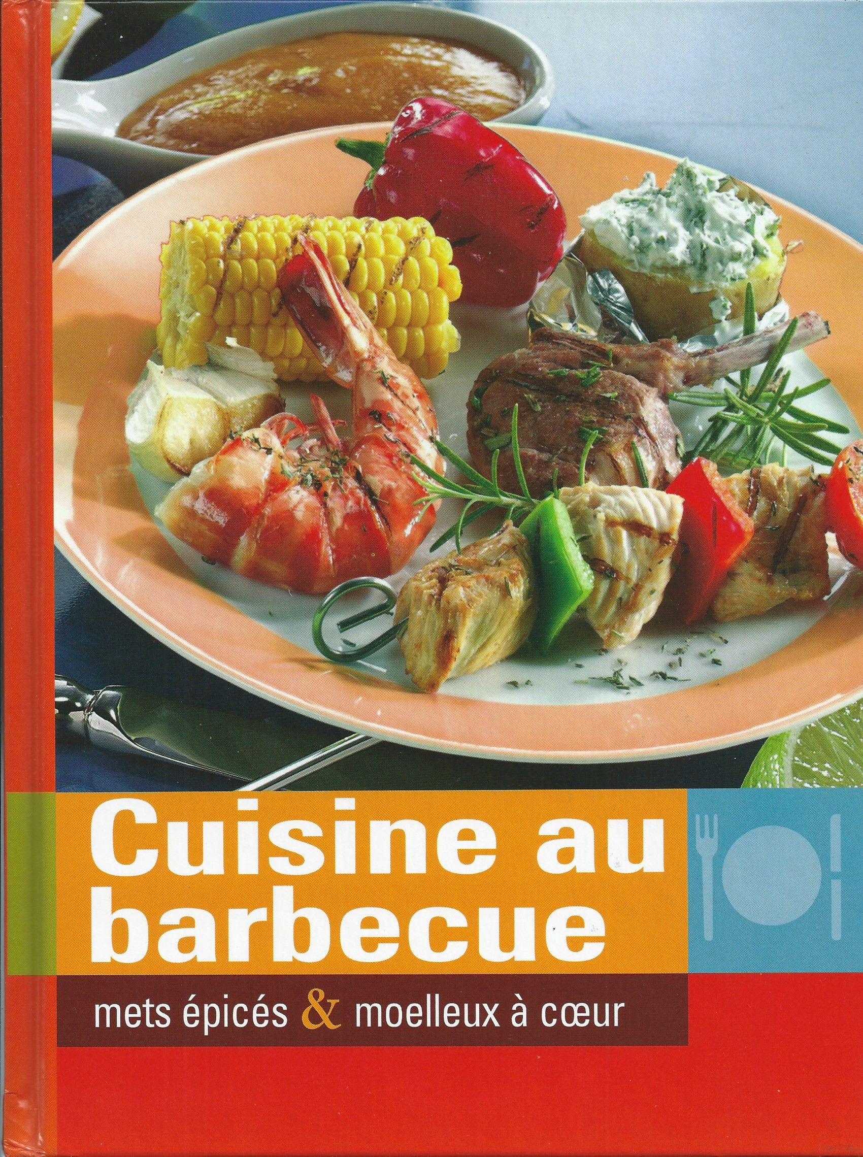 1 livre de cuisine , la cuisine au barbecue de Naumann 8 Tours (37)