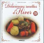 1 livre de cuisine , délicieuses recettes d'hiver 4 Tours (37)