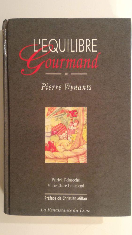 Livre de cuisine L'Équilibre Gourmand 40 Paris 12 (75)