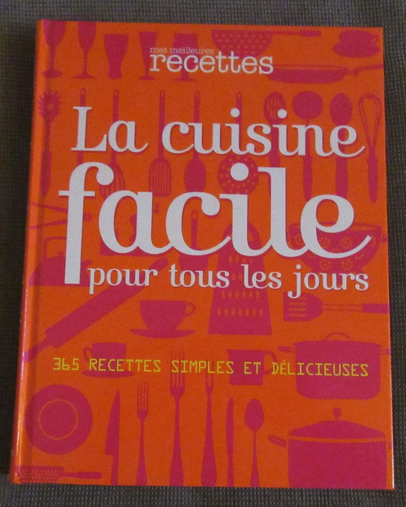 Achetez Livre Cuisine Facile Quasi Neuf Annonce Vente A Grenoble