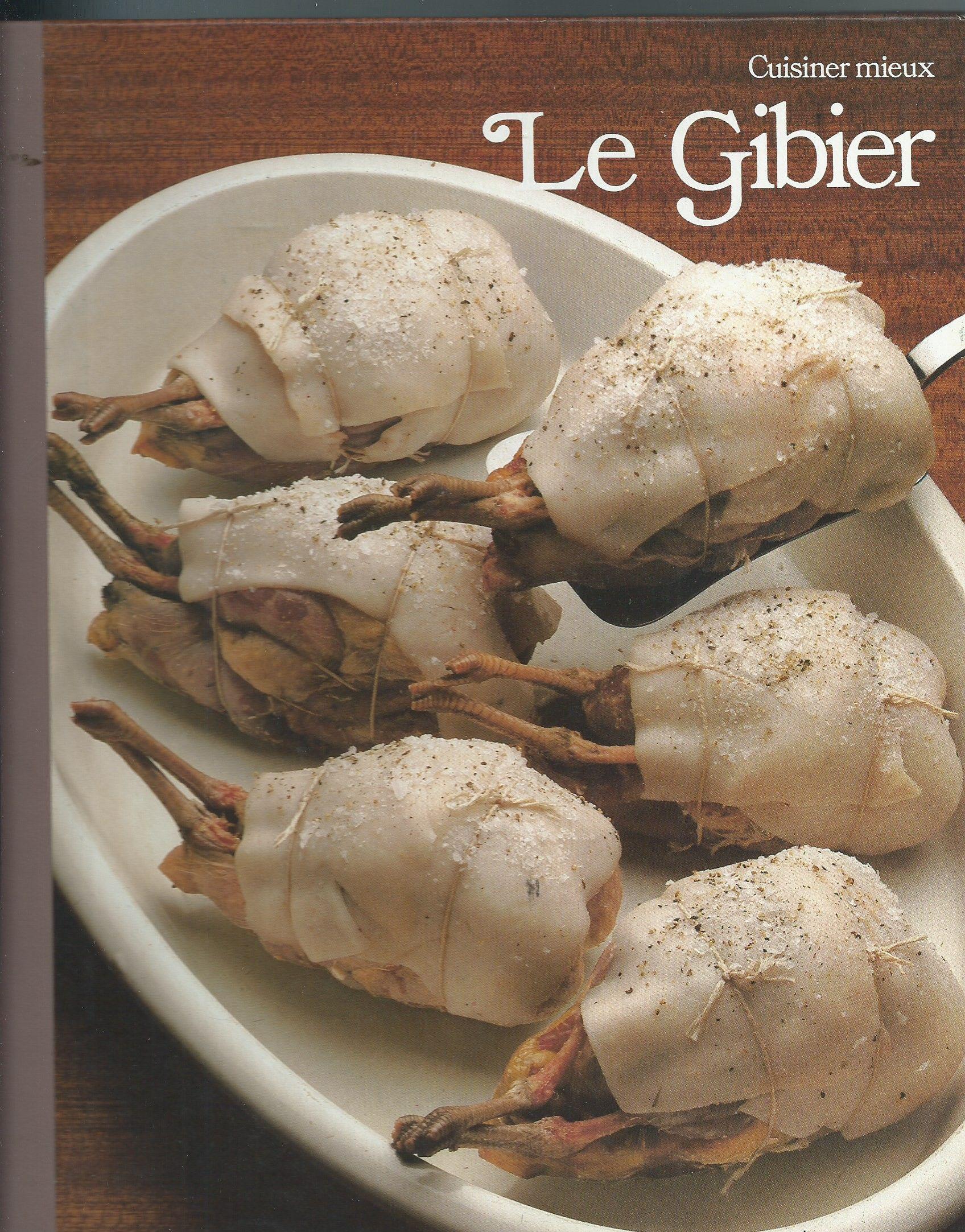 1 livre de cuisine , le gibier de richard olney 12 Tours (37)