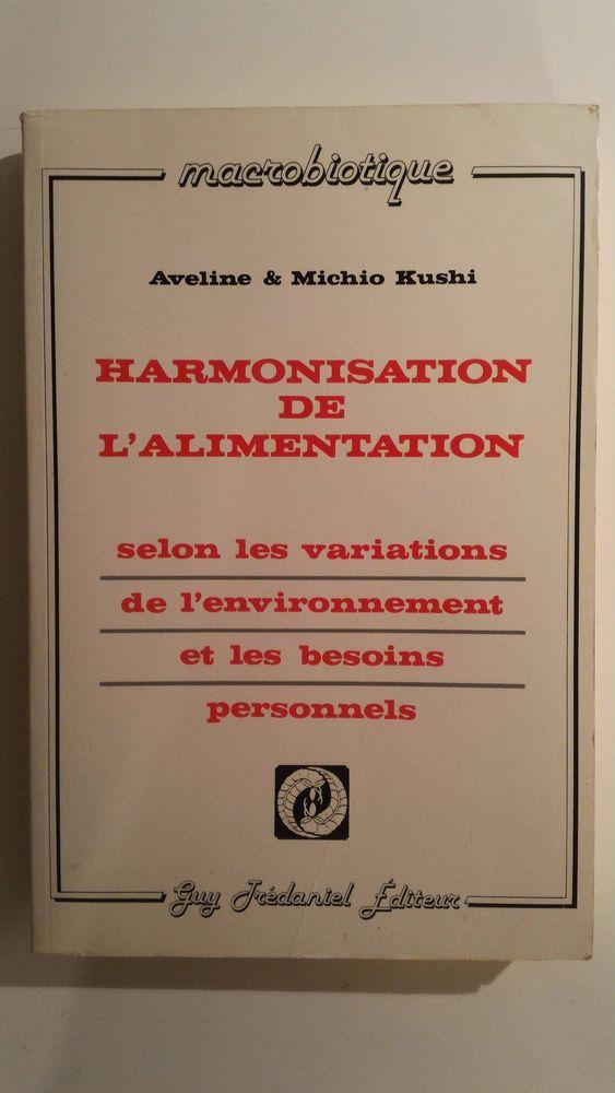 Livre de cuisine Harmonisation de l'alimentation 25 Paris 12 (75)