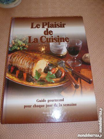 livre cuisine loisirs femme fille mode maison gour Livres et BD