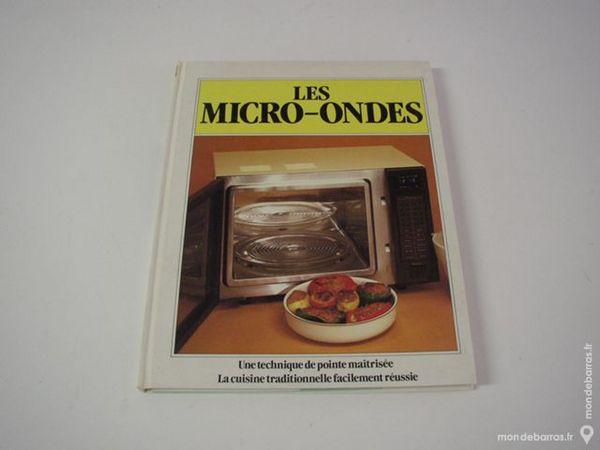 Livre : CUISINE MICRO ONDE 3 Éragny (95)