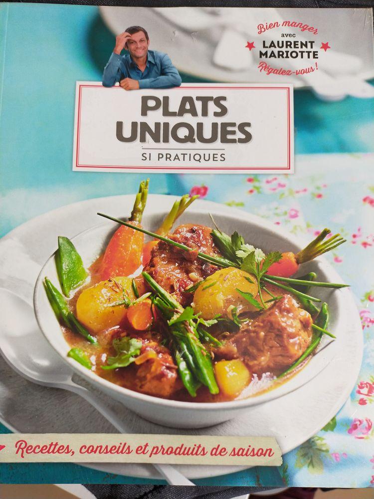 livre de cuisine   plats uniques si pratiques   laurent mari 4 Savigny-sur-Orge (91)