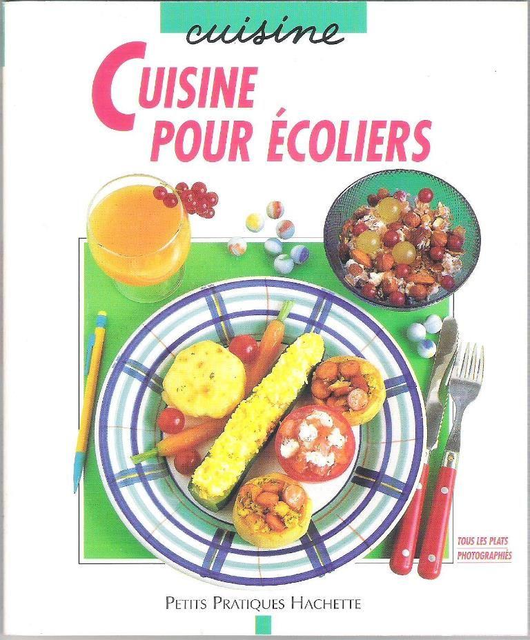 Livre 'Cuisine pour écoliers' (Dagmar v.Cramm)