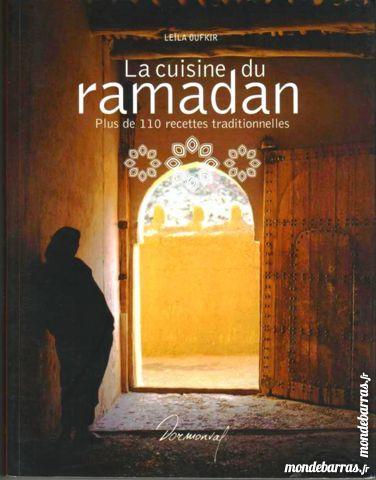 Livre : LA CUISINE DU RAMADAN 14 Laon (02)