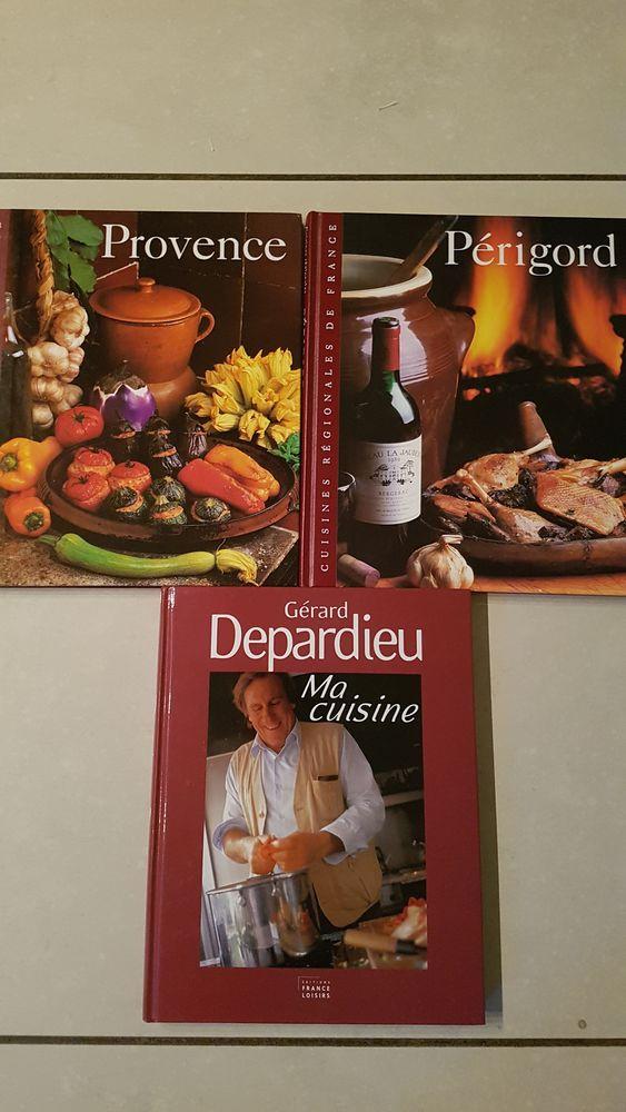 livre cuisine régionales de France Périgord Depardieu 12 Raon-l'Étape (88)