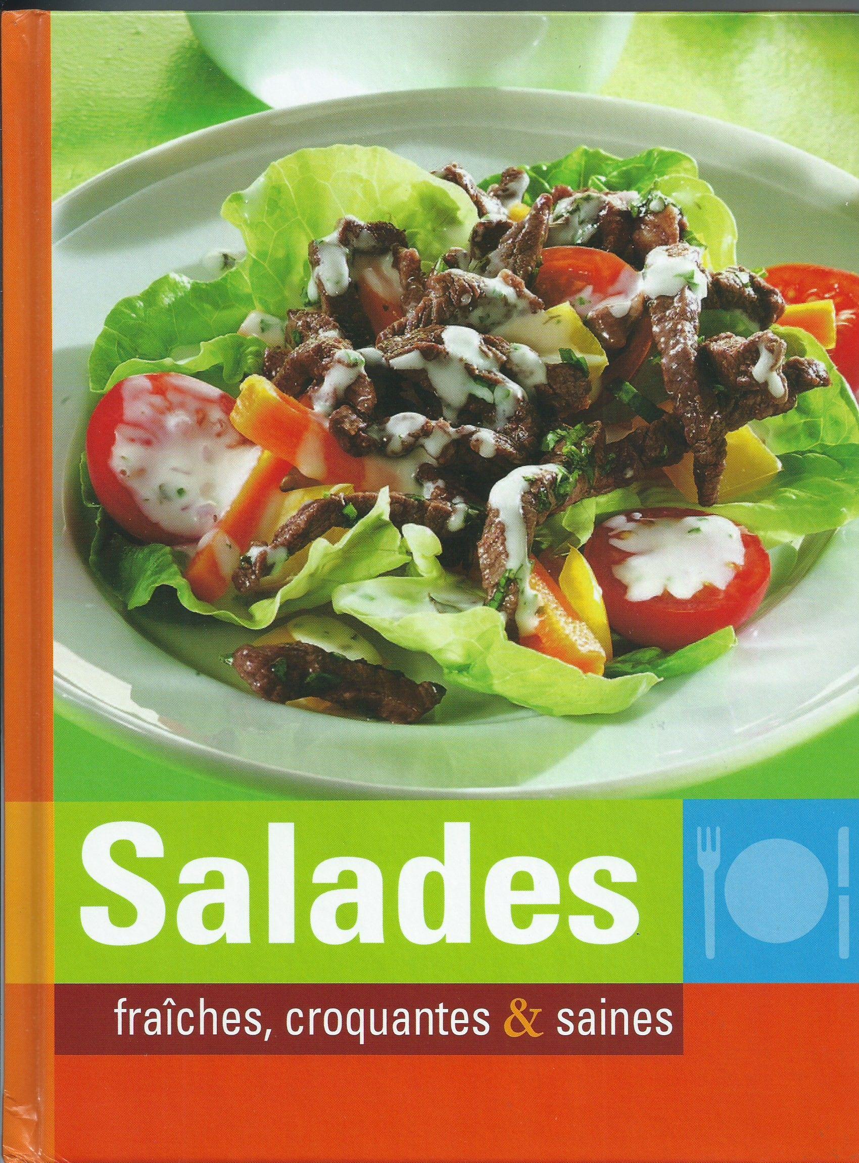 1 livre de cuisine , la salade de Naumann 8 Tours (37)