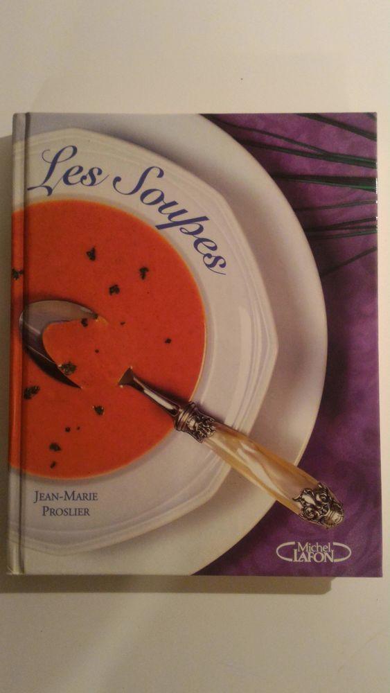 Livre de cuisine Les Soupes 5 Paris 12 (75)