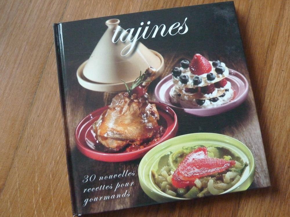 livre cuisine tajines neuf 30 recettes  4 Brienne-le-Château (10)