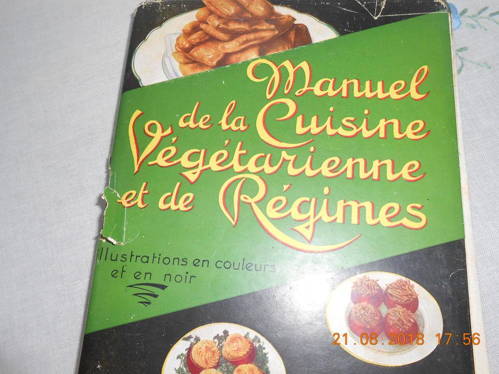 livre de cuisine végétarienne 2 Marck (62)
