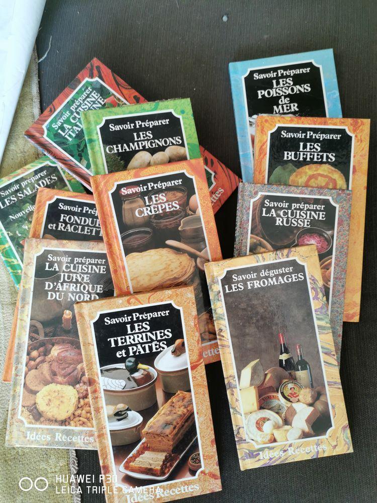 livre de cuisine 5 Villeneuve-sur-Lot (47)