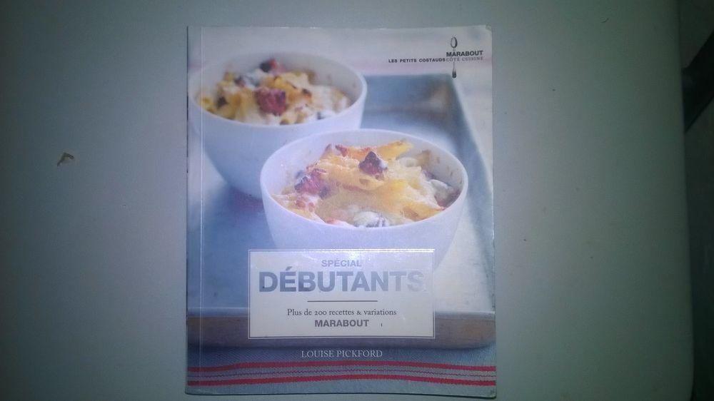 Livre cuisiner special debutant Neuf 5 Talange (57)
