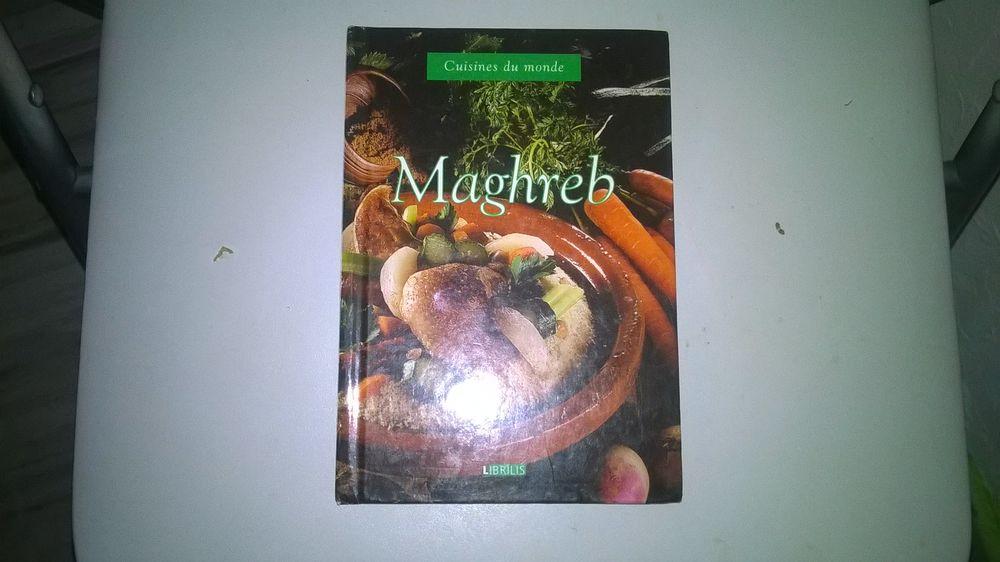 Livre cuisines du monde maghreb Éditions Librilis 4 Talange (57)