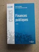 Livre dalloz finances publics 10 Crèvecœur-le-Grand (60)