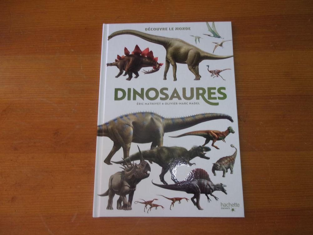 Livre Découvre le monde - Dinosaures (Neuf) 9 Ardoix (07)