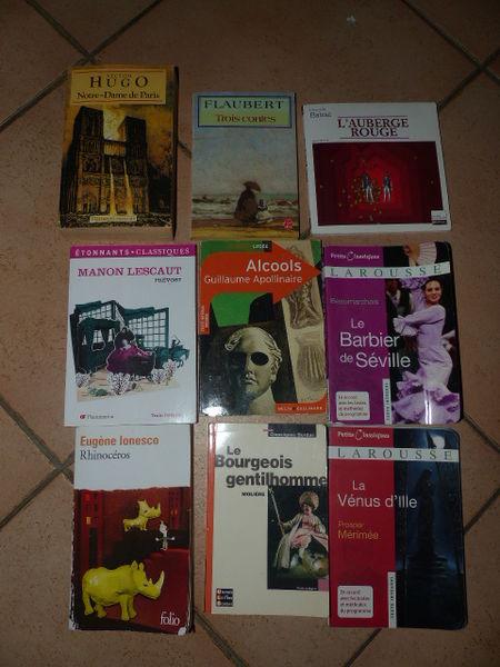 livre demande a l'ecole Livres et BD