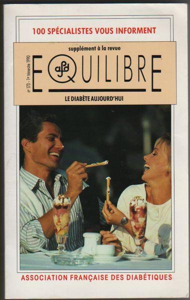 Livre....Le Diabète Aujourd'hui. 5 Mèze (34)