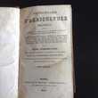 """Livre """"Dictionnaire d'agriculture"""" datant de 1827"""