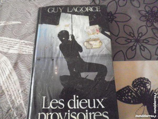 livre    LES DIEUX PROVISOIRES     2 Chanteloup-en-Brie (77)
