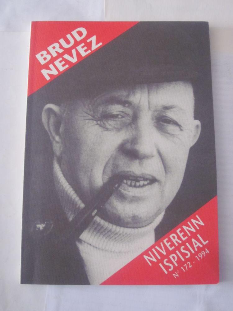 livre écrit en breton  BRUD NEVEZ N° 172 8 Brest (29)