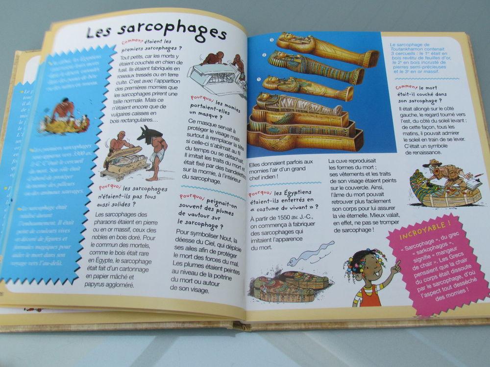 Livre 8-12 ans sur l 'égypte  8 Le Grau-du-Roi (30)