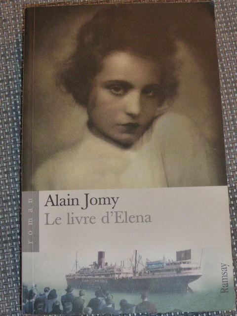 Le livre d'Elena  Alain Jomy 5 Rueil-Malmaison (92)