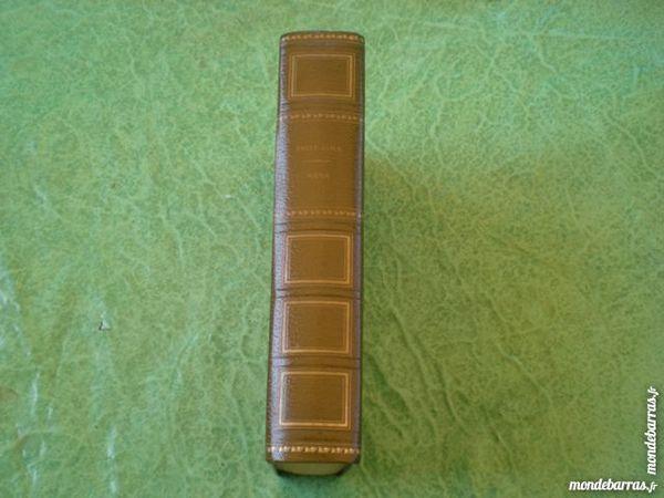 Livre Emile Zola Nana