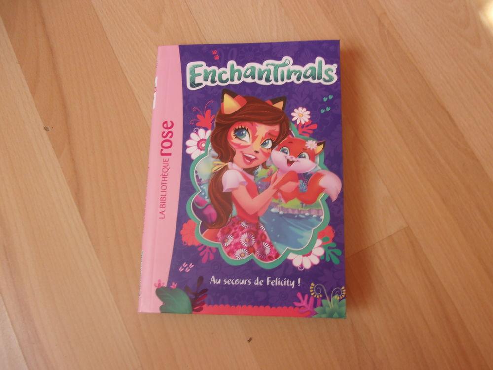 Livre Enchantimals Tome 1 Neuf