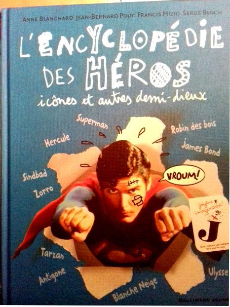 Livre L'encyclopédie des héros, icônes et autres demi-dieux 8 Paris 11 (75)