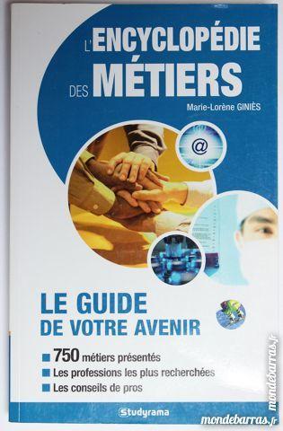 Livre «l'encycopédie des métiers»     10 euros 10 Cramont (80)
