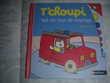 livre enfant bébé T'Choupi fait un tour de manège