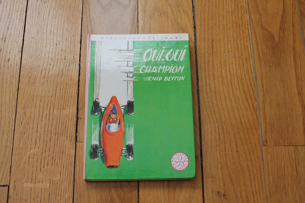 LIVRE ENFANT OUI OUI CHAMPION Livres et BD