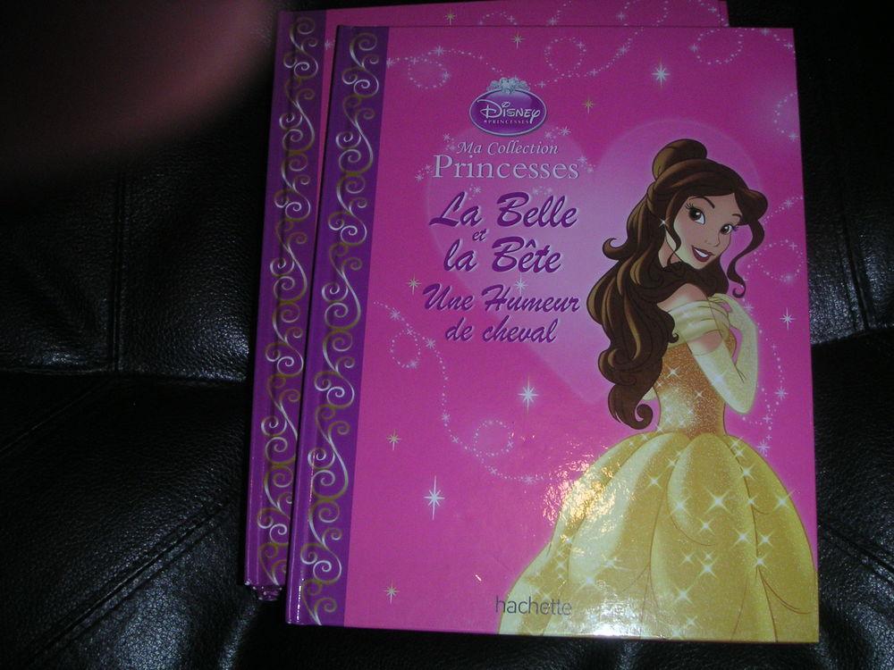 livre enfant ma collection princesses Disney La Belle et.... 3 Durrenbach (67)