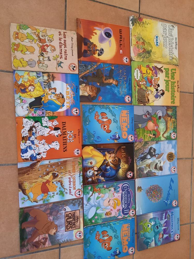 livre enfant bon état différent style Livres et BD