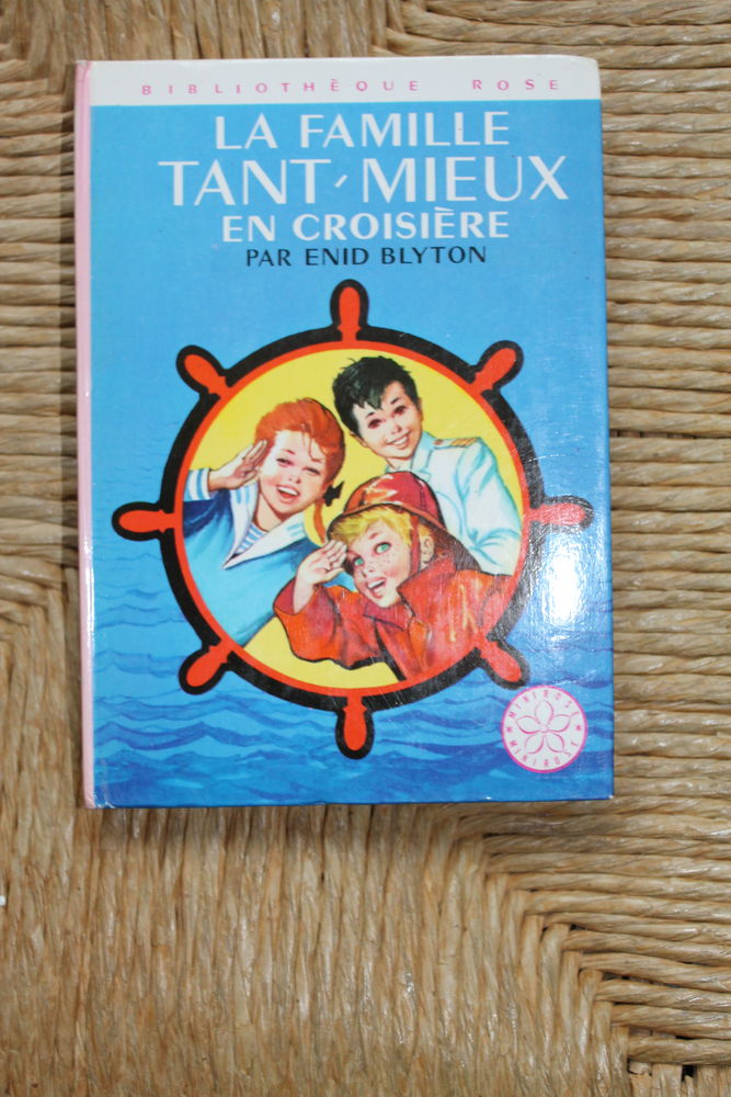 LIVRE ENFANT LA FAMILLE TANT MIEUX EN CROISIERE Livres et BD
