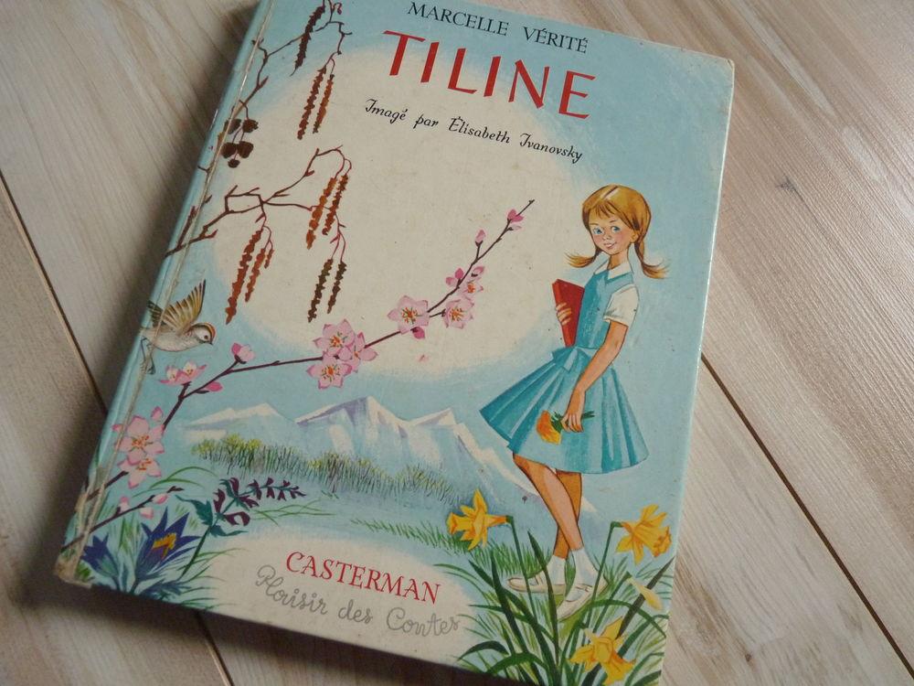 livre enfant fille dès 6 ans Tiline bon état 1 Brienne-le-Château (10)